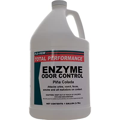 Cat Litter Flo-Kem 11192 Enzyme Odor Eliminator with Pina Colada Fragrance,... [tag]