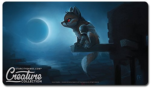 Star City Games Creature Collection Playmat - Vampire Nightfox by Star City Games