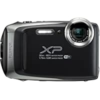 Fujifilm FinePix XP130 16.4MP Digital Camera, 5x Optical...