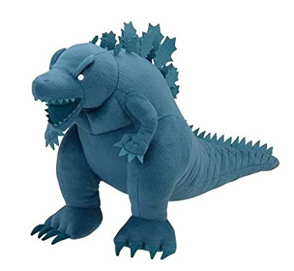 Sega GODZILLA monster planet mega jumbo stuffed
