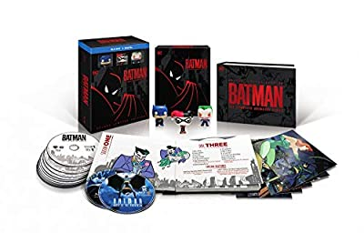 Batman: The Complete Animated Series Deluxe Limited Edition [Blu-ray]