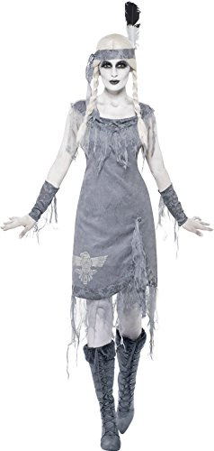 Smiffys Women's Ghost Town Indian Princess Costume