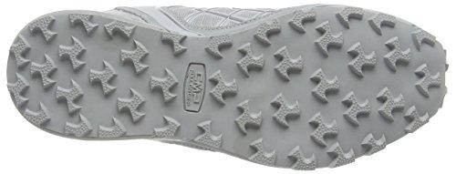 CMP Super X - Zapatillas de Running Mujer Bianco (blanc (Ice A440))