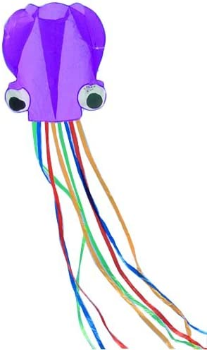 Extra 100 Meter von Linie Blau Mayco Bell Tintenfisch Tragbar Drachen Nylon und Polyester Stoff Perfekte Spielzeug f/ür Kinder und Kinder Outdoor Games Aktivit/äten Faltbar Gro/ße 71 x 400 cm