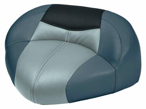Wise Blast-Off Oversize Frame Pro Casting Seat, (Charcoal/Grey/Black)