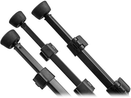 3 Pack Magnus VT-100 Tripod System with 2-Way Pan Head