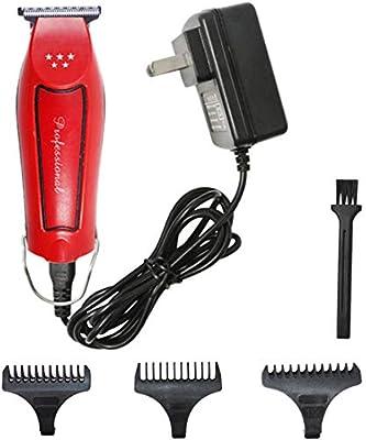 KLI Maquinilla de Afeitar eléctrica para Barba Barber Maquinilla ...