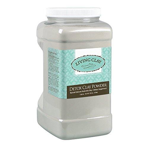 - Detox Clay Living Clay 1 gal Powder