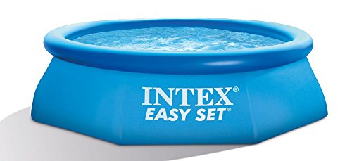 Intex Swimming Pool- Easy Set, 8ft.x30in. (Pop Up Swimming Pool)