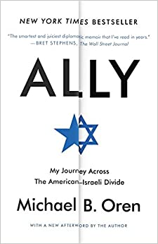 Book Ally: My Journey Across the American-Israeli Divide