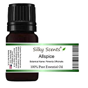 Allspice Essential Oil (Pimenta Officinali - Pimento Leaf) 100% Pure Therapeutic Grade - 5 ML