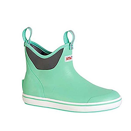Xtratuf Deck Seafoam Fishing On Boot Slip Women's Ankle g4qrwzag