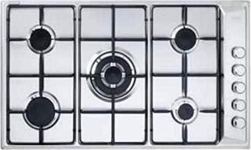 Argento DELONGHI piano cottura fornello forno originale manopola di controllo