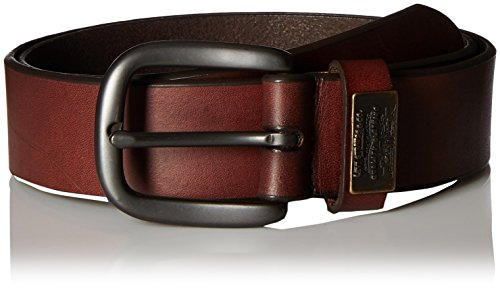 Levi's Men's Levi's Men's Bridle Belt With Ornament,Brown,32