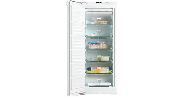 Miele FNS35402i - Congelador (Vertical, Incorporado, Color blanco ...