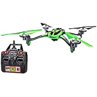 World Tech Toys 2.4Ghz Venomax Spy Drone with Video Camera 4.5 Channel RC Quadcopter