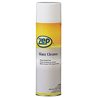 Amazon Com Zep Professional R04701 Glass Cleaner Case Of