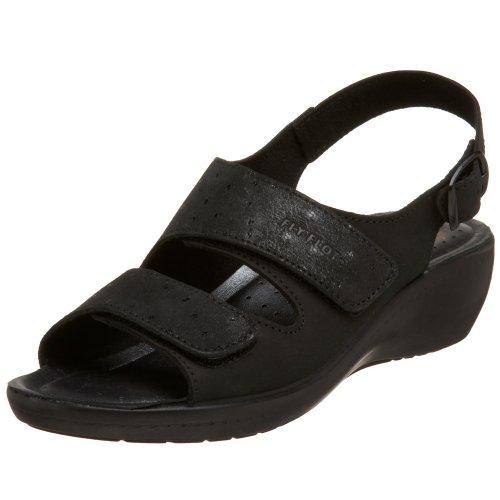 Vlieg Flot Dames Dior Sandaal Zwart