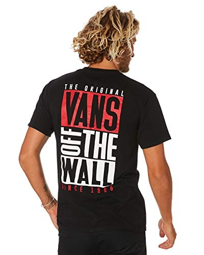Vans Men's Classic Short Sleeve T-Shirt