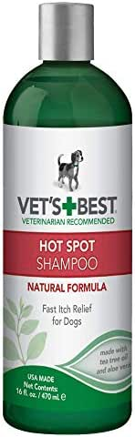 Dog Grooming: Vet's Best Hot Spot Shampoo