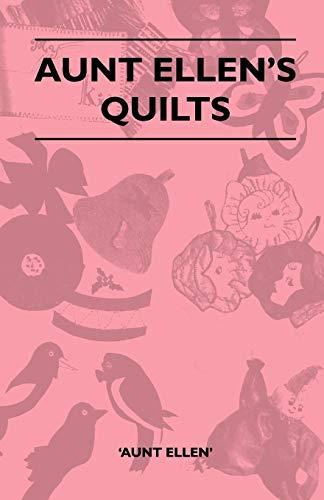 Magazine Stitch Quilting Arts (Aunt Ellen's Quilts)