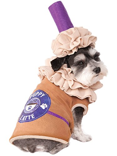 Rubie's Puppy Latte Pet Costume, Medium -