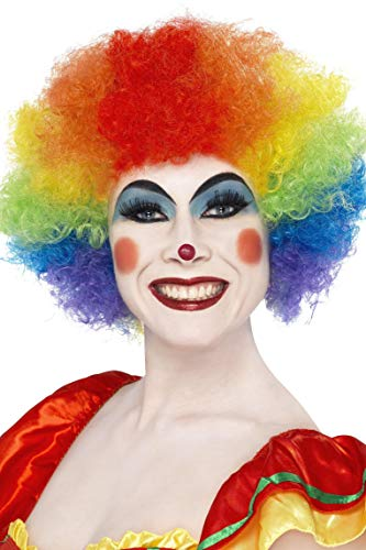 Smiffys Crazy Clown Wig