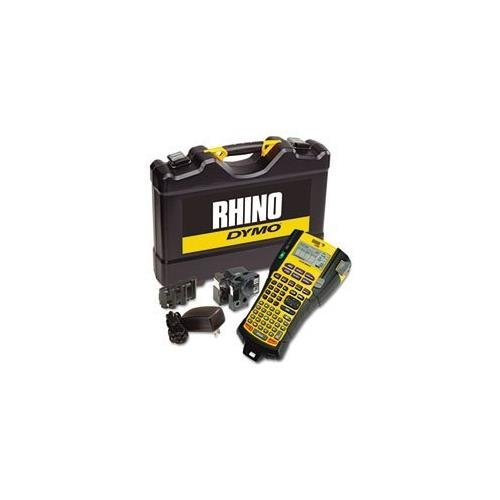 DYMO - Rhino 5200 Industrial Label Maker Kit, 5 - Optical Stores Houston