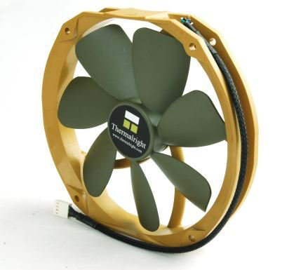 Thermalright TY-150 CPU Cooling Fan with Fanclips.