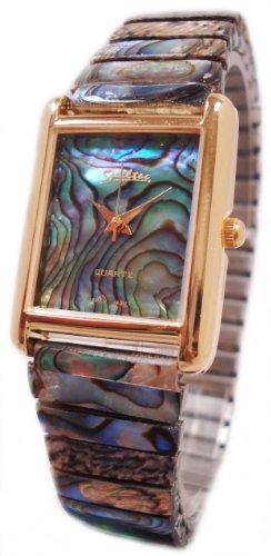 Abalone shell Fashion Analog Watch