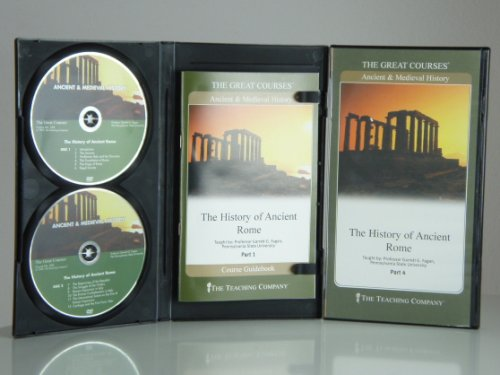 History of Ancient Rome ((The Great Courses, Number 340) by Brand: The Teaching Company