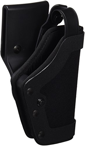 Uncle Mike's Kodra Slimline Pro-3 Triple Retention Duty Nylon Holster (21, Right Hand)