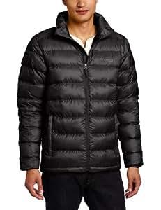 Marmot Men's Zeus Jacket, Black, Medium