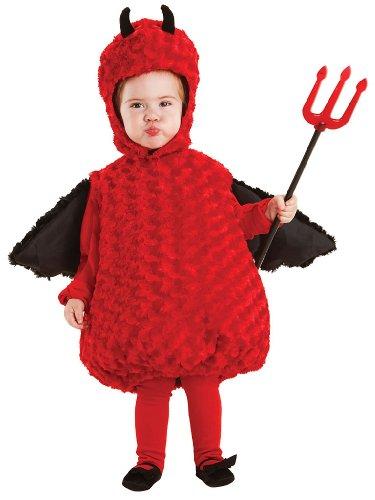 Lil Devil Halloween Costume (Lil Devil Toddler Costume - Medium)