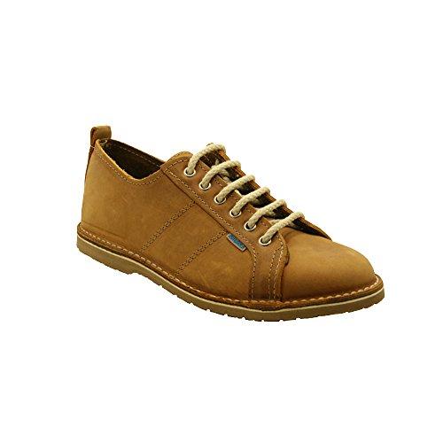 R906FPN - Zapato deportivo piel melocotón