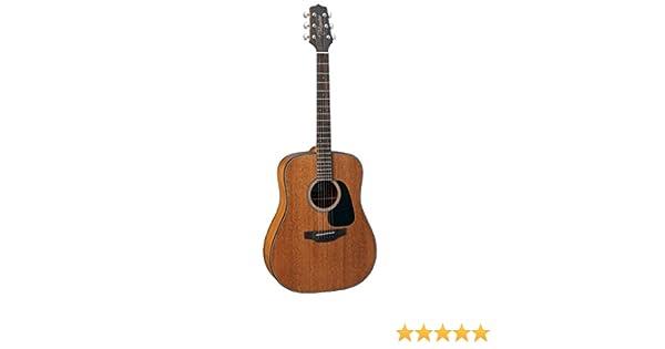 Takamine Dreadnought - Guitarra acústica: Amazon.es: Instrumentos musicales
