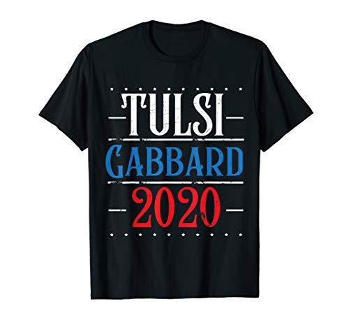 Tulsi Gabbard for President T-shirt Real Liberal Anti-war