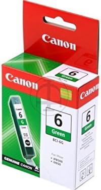 Canon Pixma Ip 8500 Bci 6 G 9473 A 002 Original Tintenpatrone Grün 390 Seiten 13ml Bürobedarf Schreibwaren