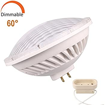 Baoming Par56 Led Bulbs Dimmable Light 300w Equivalent