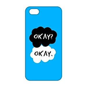 Cartoon warm dialogue 3D For SamSung Note 4 Phone Case Cover