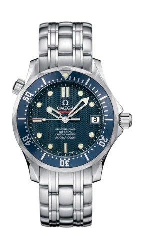 d8c4a9e4bcd Omega 2222.80 - Orologio da polso con cronometro Seamaster 300M ...