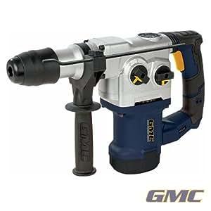 GMC SDSMHD1500 - Taladro percutor SDS Max 1500 W