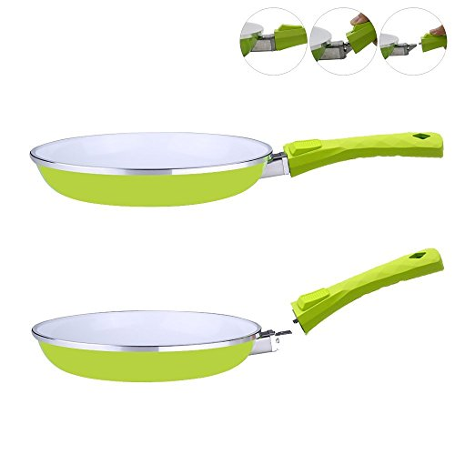 10 ceramic frying pan - 3