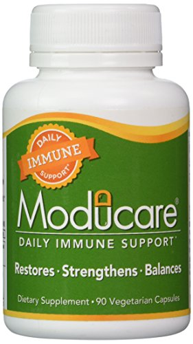 Moducare Immune System Support (90 Tablets) Grape Flavored, Plant Sterol Immune System Nutritional Supplement Suitable for Vegetarians Review