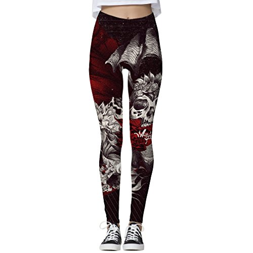 Uideazone Digital Leggings Workout Stretchy product image