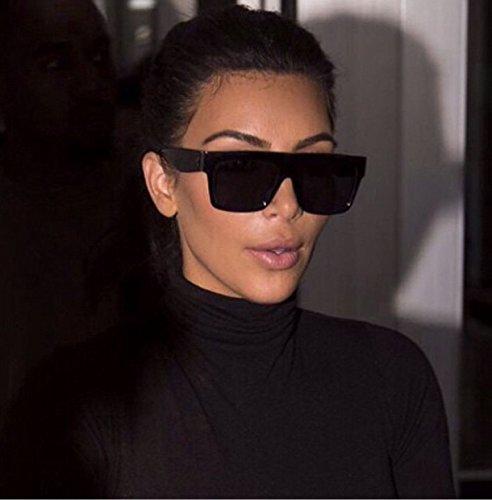Kardashian Celine Geo Zz Kim Square Top Havana Brown Cl41756 LqzGSMVpU
