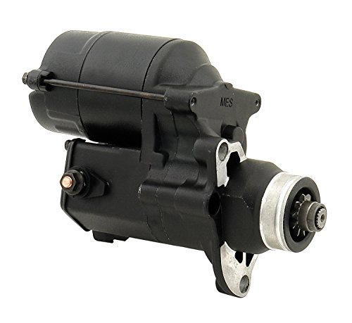 ACCEL 40005B Ultra Tork Black Starter