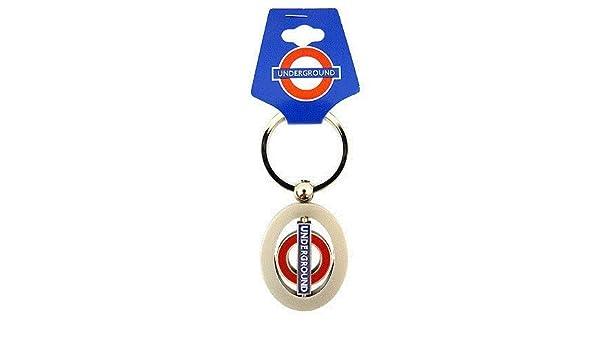 Llavero - Metro de Londres Oval: Amazon.es: Hogar