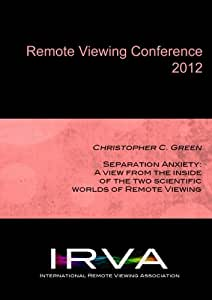 Christopher C. Green -  The Two Scientific Worlds of RV (IRVA 2012)