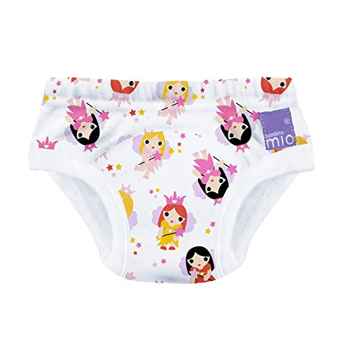 Bambino Mio, Potty Training Pants, Fairy, 3+ Years